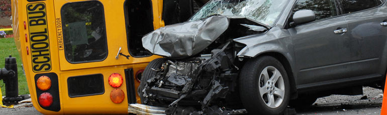 Bus Accident Injuries Lawyer