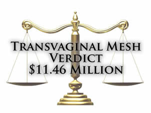 Transvaginal Mesh Lawyers